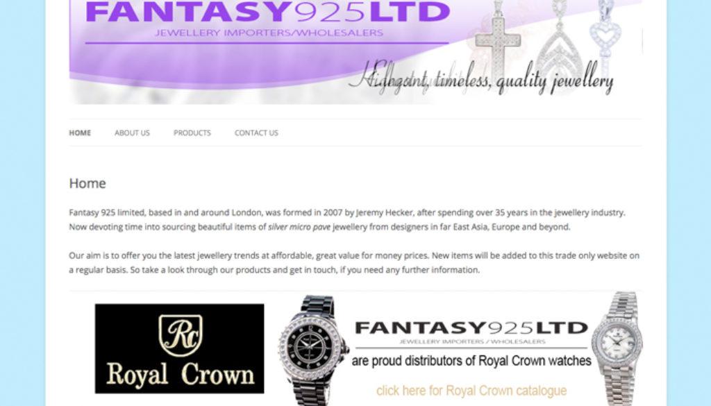 fantasy925-website