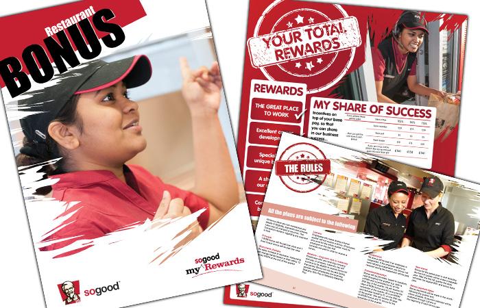 Wdp printer web design printing design websites creative kfc yum international rewards programme design reheart Images